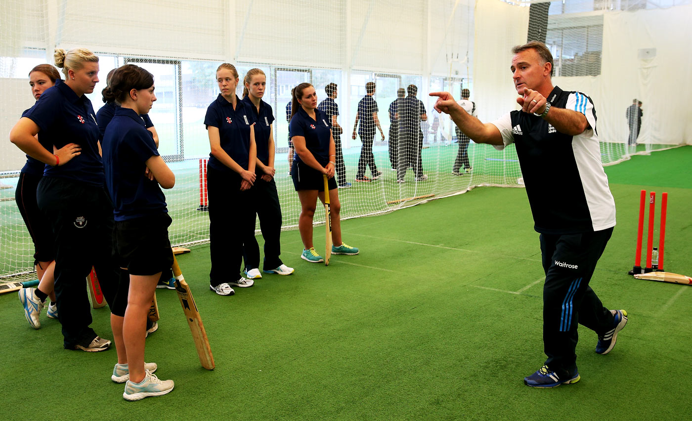 Thorpe has been heavily involved at county, Lions and Under-19 levels as coach