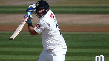 Michael Yardy guided Sussex towards a strong position