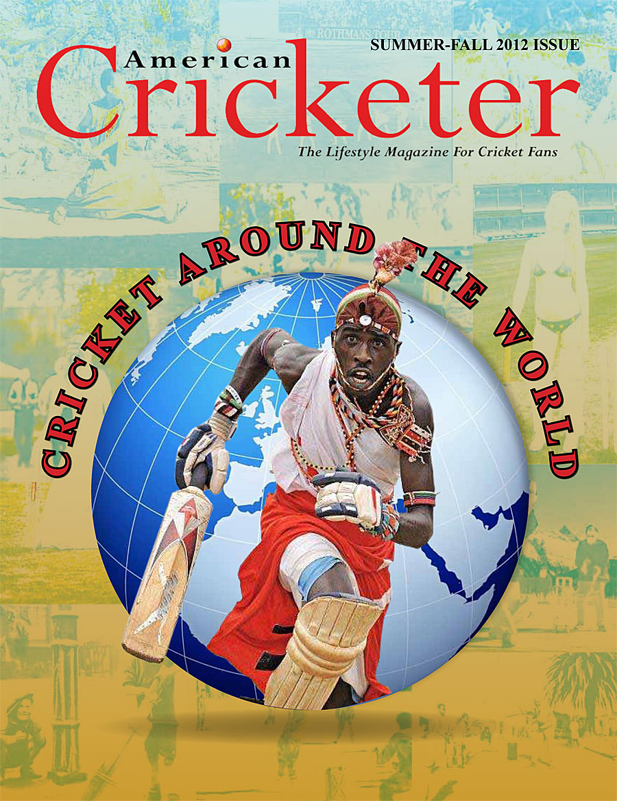 The USA's only dedicated cricket magazine (by its publisher's claim)
