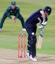 George Worker could not capitalise on his brisk start, South Africa v New Zealand, 3rd ODI, Durban, August 26, 2015