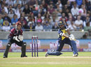 Ateeq Javid battled to a half-century, Northamptonshire v Birmingham, NatWest T20 Blast, Semi-final, Edgbaston, August 29, 2015
