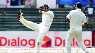 Sri Lanka vs India Day 3 Highlights 3rd Test 2015