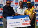 Asif Babar was named Man of the Match,Qualifying Round, Group A, Larkana Region v Quetta Region, Rawalpindi, Sep 1, 2015