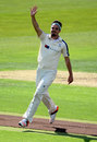 Jack Brooks took five wickets as Somerset crumbled, Yorkshire v Somerset, LV= County Championship, Division One, Headingley, 1st day, September 1, 2015