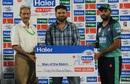 Asad Afridi was named Man of the Match, Qualifying Round, Group B, Dera Murad Jamali Region v FATA Region, Rawalpindi, Sep 4, 2015