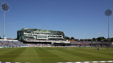 Headingley basks in the sunshine