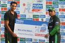 Kamran Akmal was adjudged Man of the Match for his 35-ball 51, Group A, Multan Region v Sialkot Region, Islamabad, September 10, 2015