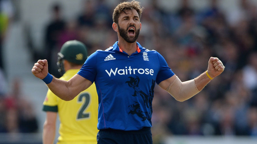 ... but Liam Plunkett struck twice in three balls to dent their ambitions