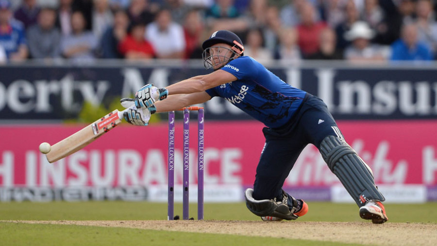 Jonny Bairstow was quick on his feet in a 27-ball 31