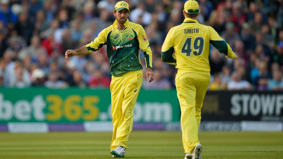 Glenn Maxwell capped a brilliant allround display with two outstanding catches