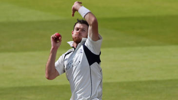 James Harris helped to inflict Yorkshire's first defeat in 26 Championship matches as Middlesex again prevailed at Lord's