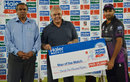 Raheel Ameer was named Man of the Match for his 55-ball 87, Faisalabad Region v Lahore Region Whites, Group B, Haier Mobile T20 Cup, Rawalpindi, September 13, 2015