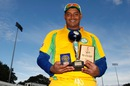 Gavin Singh was named player of the tournament, ICC WCL Division Six, County Ground, Chelmsford, September 13, 2015