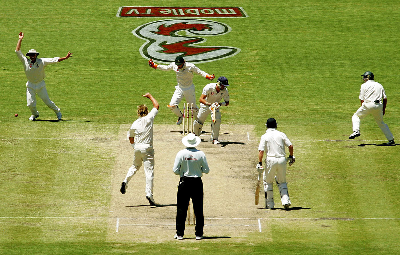 Round two: Warne gets even with KP