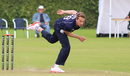 Josh Davey took three wickets in his opening spell, Netherlands v Scotland, WCL Championship, Amstelveen, September 14, 2015