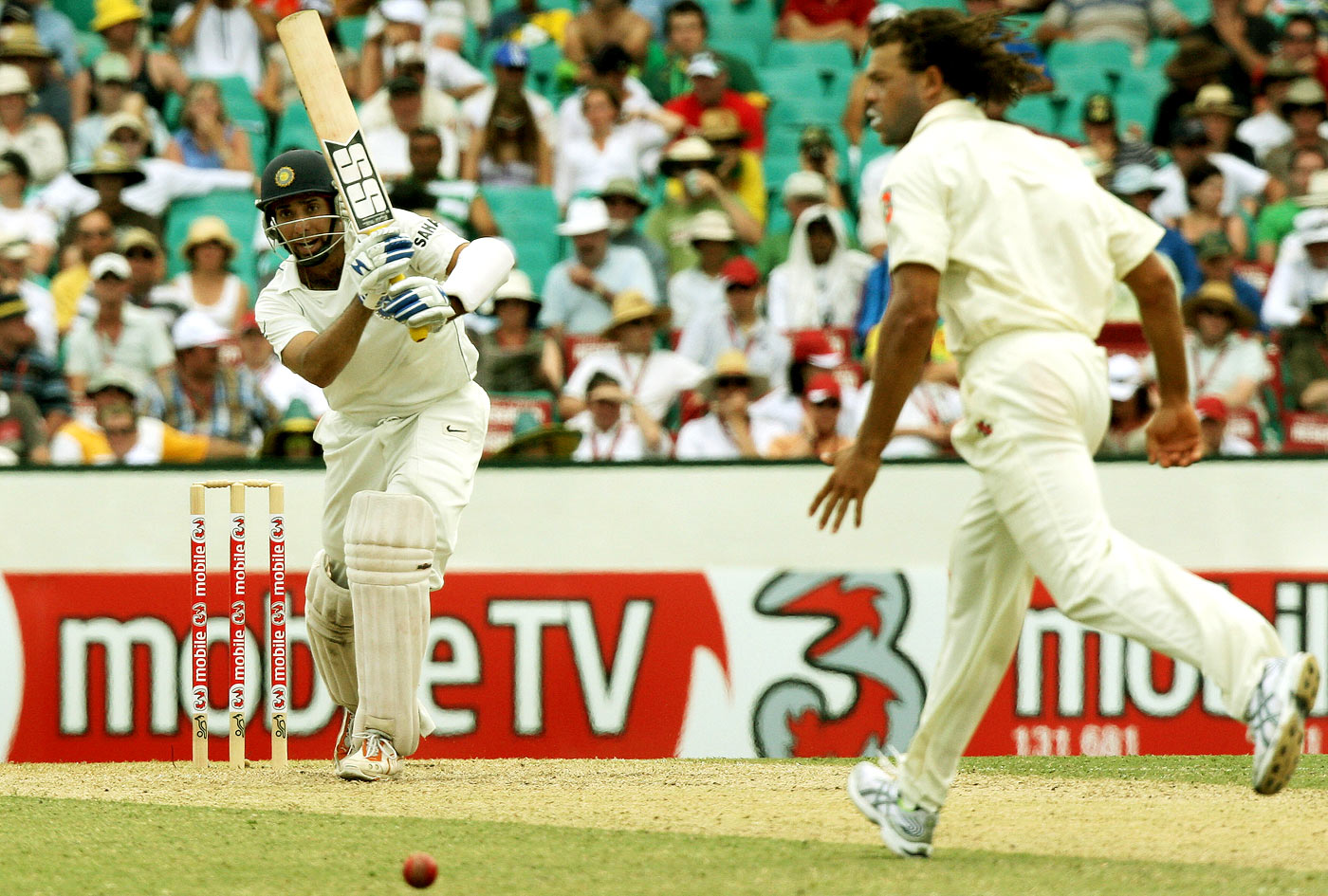 VVS Laxman: glorious in the gloom