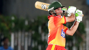 Rafatullah Mohmand made a 51-ball 78