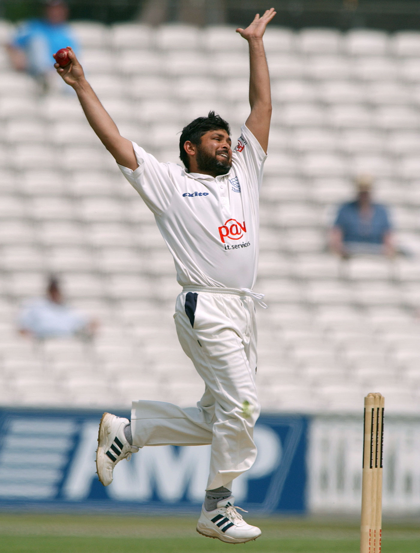 Mushtaq Ahmed: