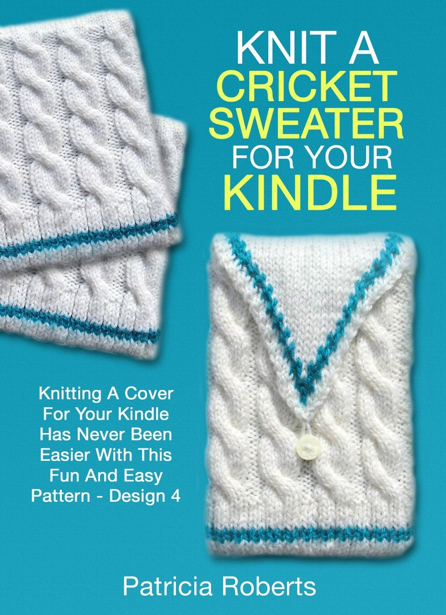 Patricia Roberts Knitting Pattern Books : The strangest cricket books: Would you want to read one of these? Global Cr...