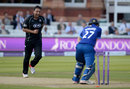 Azhar Mahmood picked up two wickets during a miserly spell, Gloucestershire v Surrey, Royal London Cup final, Lord's, September 19, 2015