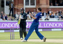 James Fuller removed Jason Roy early in the chase, Gloucestershire v Surrey, Royal London Cup final, Lord's, September 19, 2015
