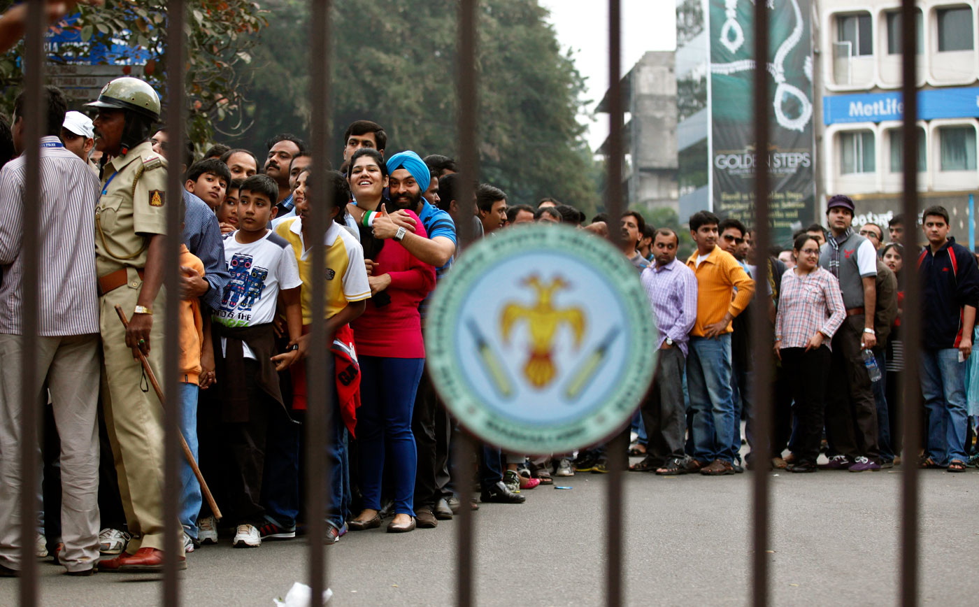 Does the BCCI represent the interests of the Indian cricket fan?