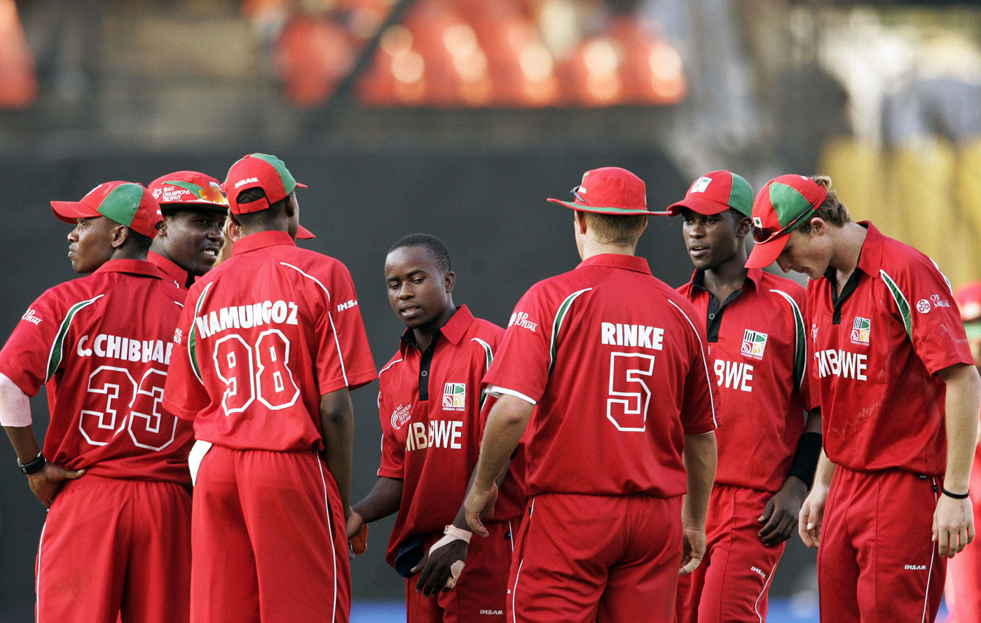 Zimbabwe's players haven't always been able to stand together to leverage better remuneration from the board