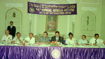 BCCI's 66th AGM gets underway