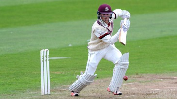Tom Abell was named as county cricket's Breakthrough Player of the Year