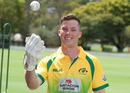 Jimmy Peirson in the Cricket Australia XI uniform, September 24, 2015