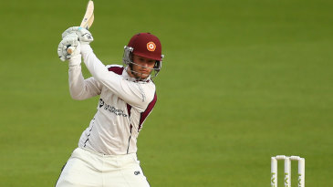 Ben Duckett hit a counterattacking hundred