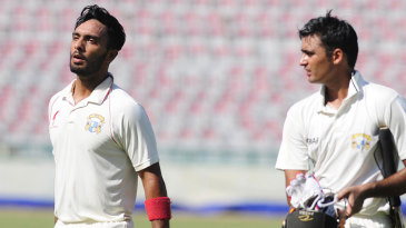 Mandeep Singh and Uday Kaul made centuries