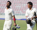 Mandeep Singh and Uday Kaul made centuries, Punjab v Railways, Ranji Trophy 2015-16, Group B, Mohali, 1st day, October 1, 2015