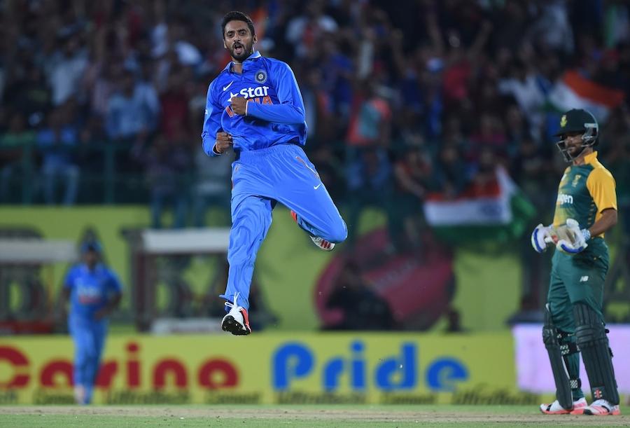 Sreenath Aravind   Karnataka Ranji team  