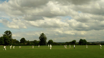 A match at Warborough & Shillingford Cricket Club