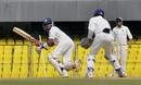 R Samarth clips to the leg side during his century, Assam v Karnataka, Ranji Trophy 2015-16, Group A, Guwahati, 3rd day, October 3, 2015