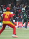 Aamer Yamin made a 68-ball 62, Zimbabwe v Pakistan, 2nd ODI, Harare, October 3, 2015