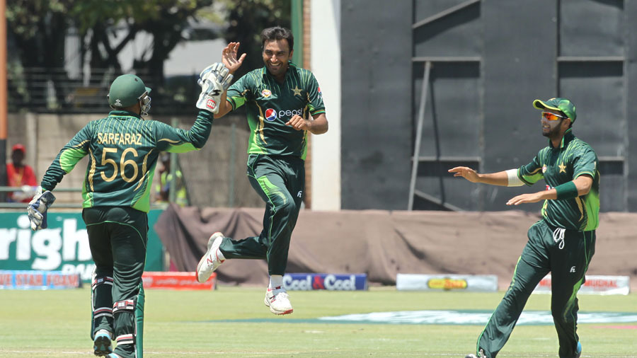Pakistan stand-in captain Sarfraz Ahmed let Bilal Asif bowl 10 overs on the trot