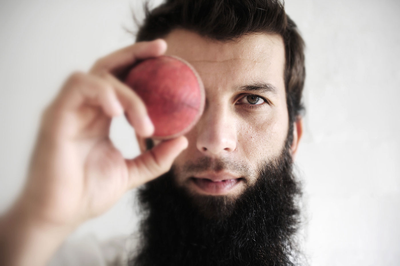 Part-time spinner? England's selectors have not quite concurred with Shane Warne's opinion of Moeen the bowler