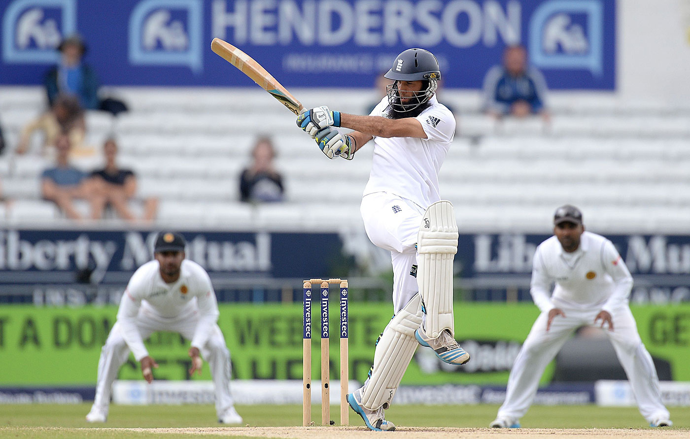 Moeen needed just two Tests to prove he was ready for the biggest stage, with a gritty century against Sri Lanka at Headingley in 2014