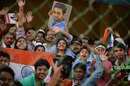 Fans packed into the Green Park stands for the Kanpur ODI, India v South Africa, 1st ODI, Kanpur, October 11, 2015