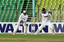 Shamsur Rahman finds a gap behind square on the off side, Dhaka Division v Dhaka Metropolis, NCL 2015-16, 2nd day, Fatullah, October 11, 2015
