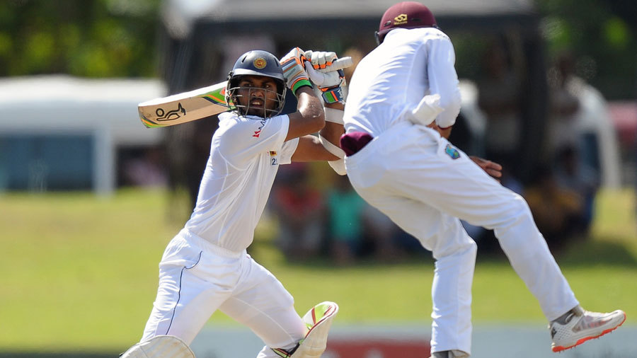 Sri Lanka dominate WI on first day