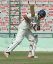 Priyank Kirit Panchal struck 15 fours for his 105, Punjab v Gujarat, Ranji Trophy 2015-16, Round 3, Group B, Mohali, October 15, 2015
