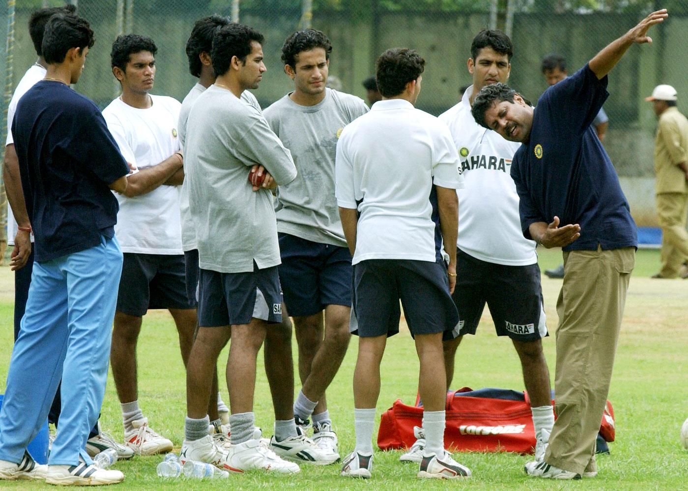 Image result for kapil dev as a coach