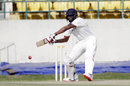 Ashish Reddy contributed 42 quick runs from No. 9, Himachal Pradesh v Hyderabad, Ranji Trophy 2015-16, Group C, 2nd day, Dharamsala, October 16, 2015