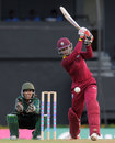 Merissa Aguilleira struck five fours in her 67, West Indies Women v Pakistan Women, 1st ODI, St Lucia, October 16, 2015