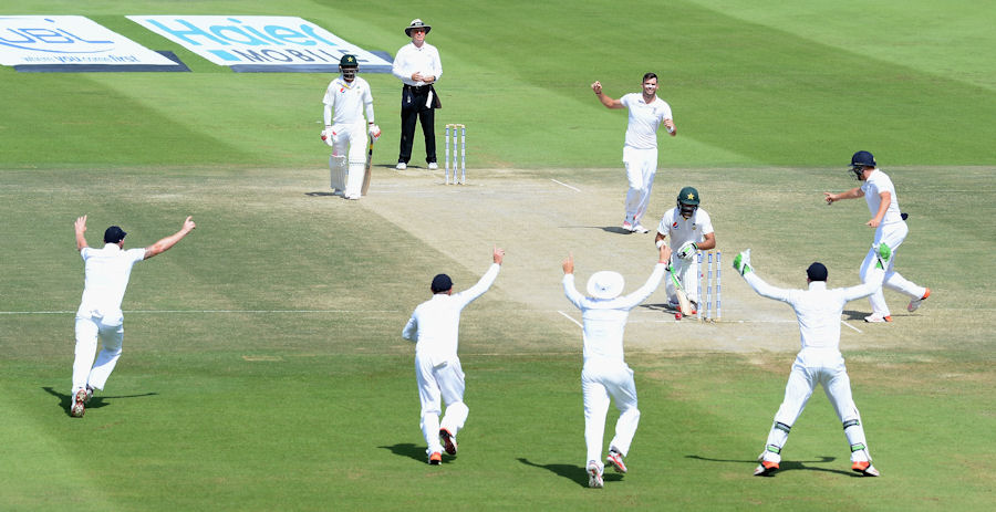 Pakistan vs England 2nd Test day 1 highlights