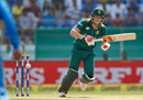 David Miller made 33 after opening the innings, India v South Africa, 3rd ODI, Rajkot, October 18, 2015
