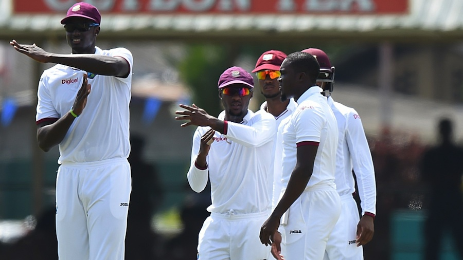 West Indies Test Squad
